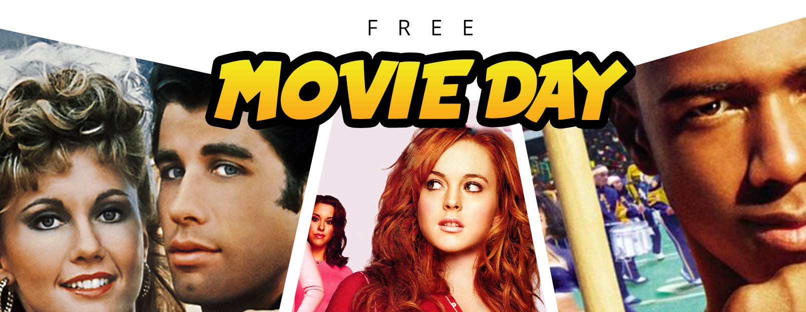 CANCELLED: Free Movie Day